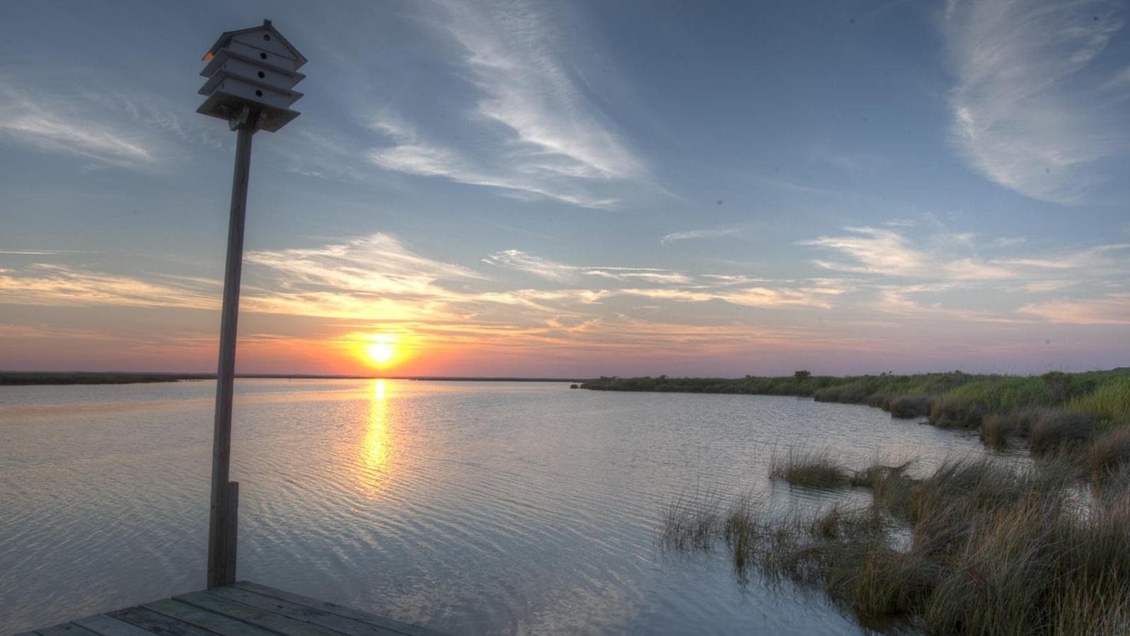 Currituck Sound.