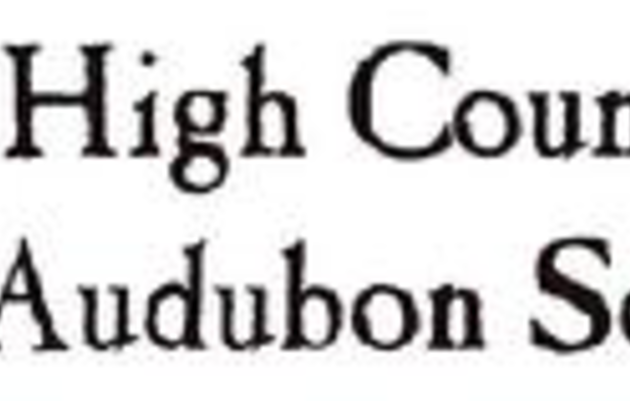 Chapter of the Month: High Country Audubon Society