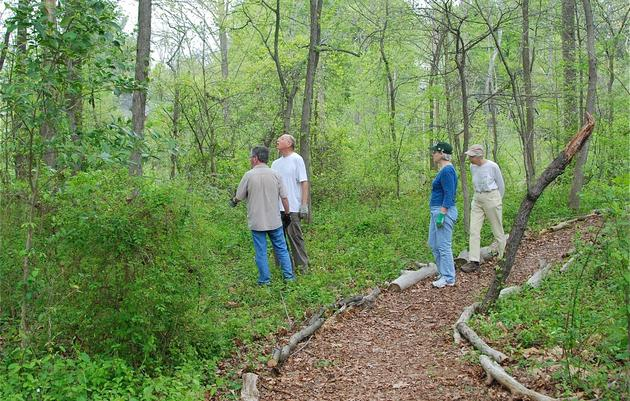 Chapter of the Month- The T. Gilbert Pearson Audubon Society