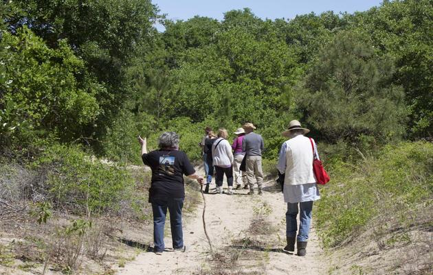 Join a free bird walk near you this spring