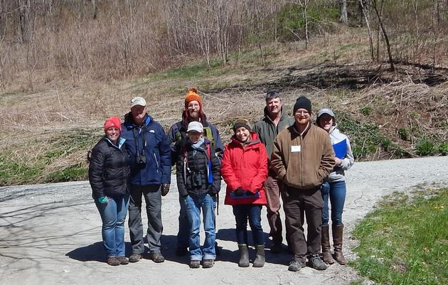 More Volunteers Trained to Protect Warblers