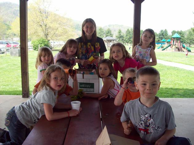 Internship Ends with Pre-school Program