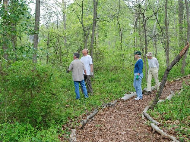 Chapter of the Month- The T. Gilbert Pearson Audubon Natural Area