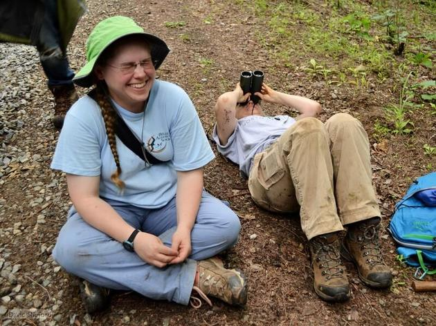 Chapter of the Month: Forsyth Audubon - Citizen Science at Bethabara
