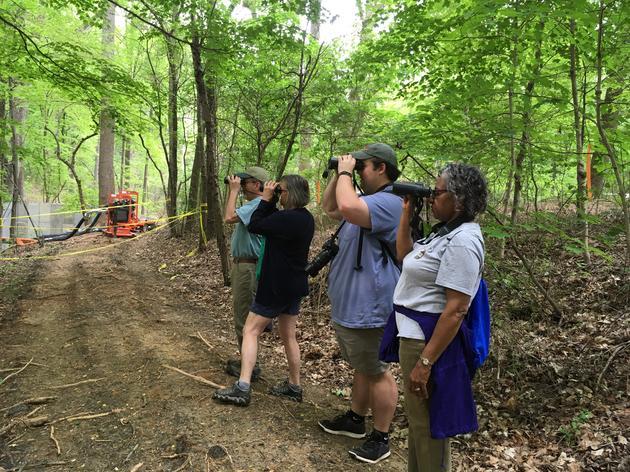 Forsyth Audubon Rallies to Renew Miller Park
