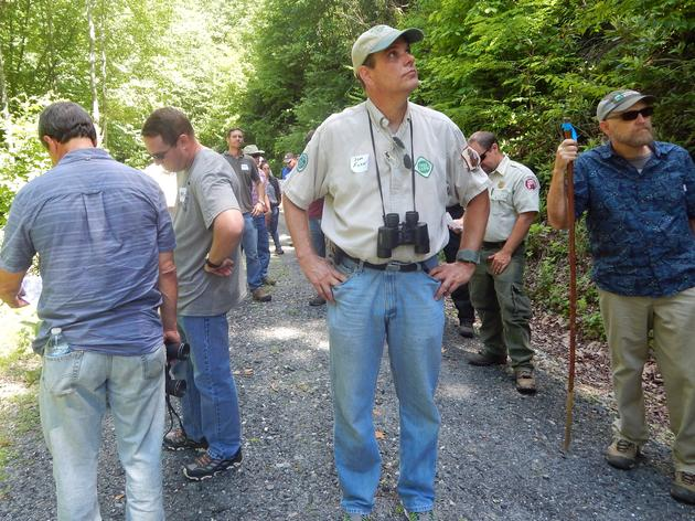 Foresters Gather for Training to Learn Bird-Friendly Techniques