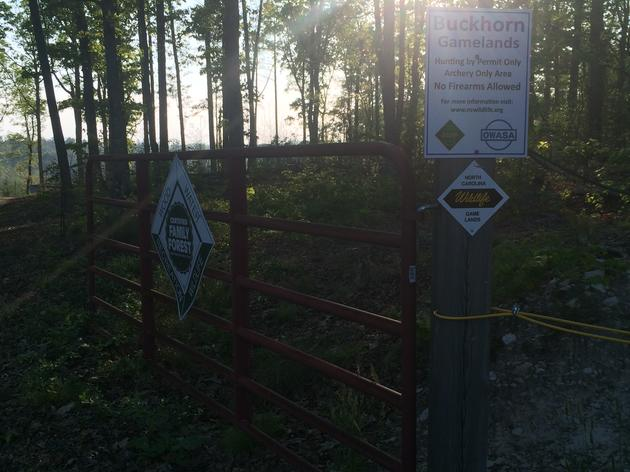 OWASA Recognized for Bird-friendly Forestry Plan