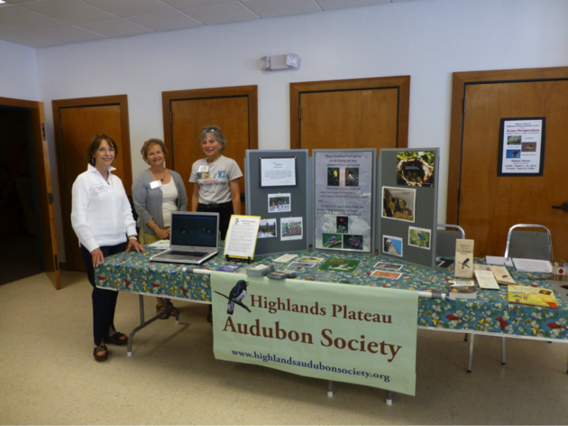 Chapter of the Month- Highlands Plateau Audubon Society