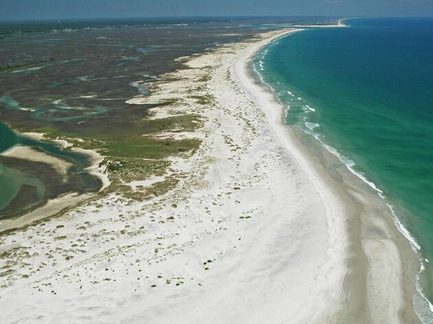 One of North Carolina's Last Unprotected Barrier Islands to be Conserved
