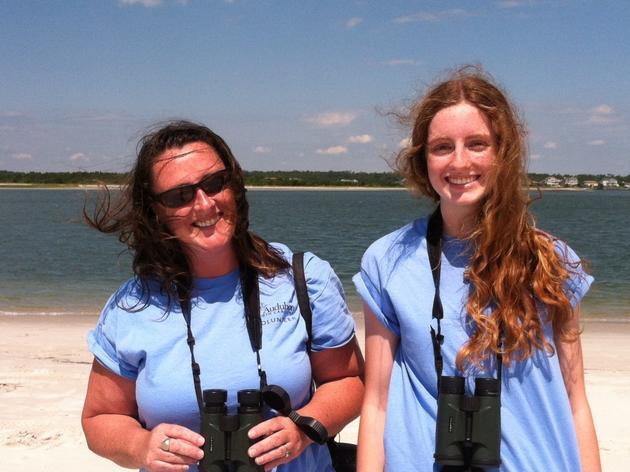 Lumina News: South end bird stewards lead free, weekly Wrightsville Beach tours