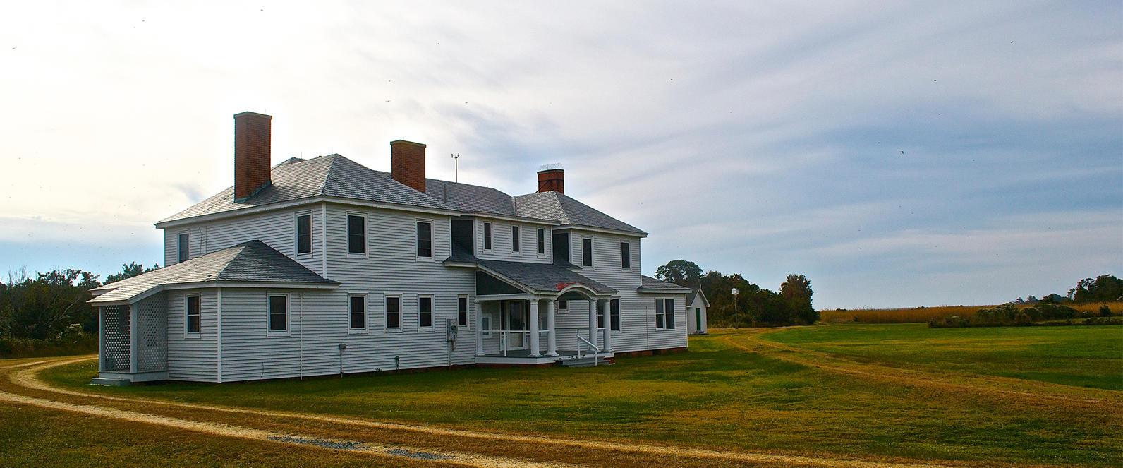 Donal O'Brien Jr. Sanctuary and Audubon Center Lodge